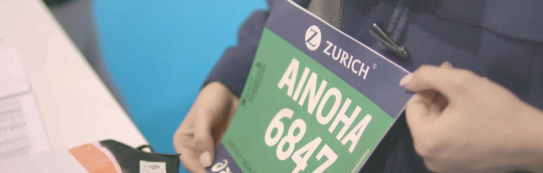 correr gratis maraton zurich