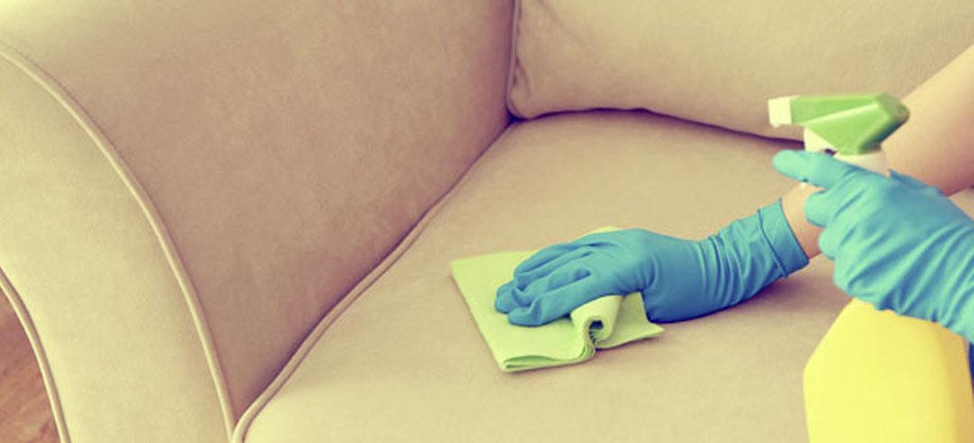 Cómo Limpiar Un Sofá De Tela Con Bicarbonato Y Vinagre