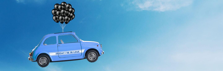 viernes gratis con el seguro de coche Zurich